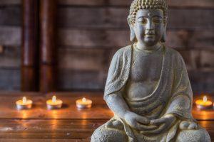 buddha posizione zen