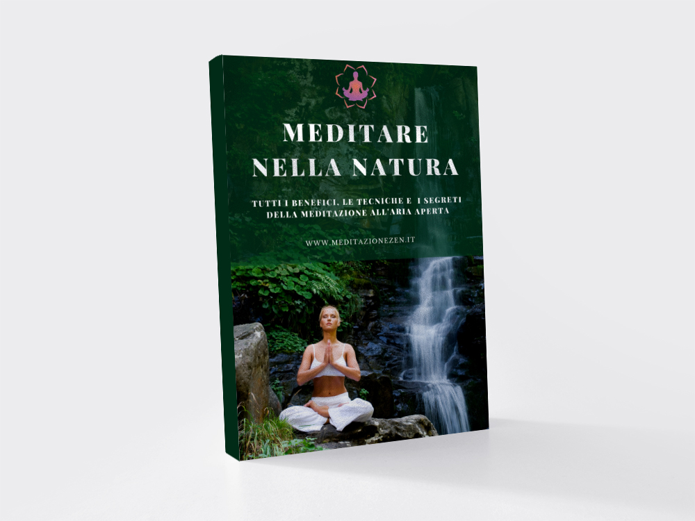 meditare nella natura