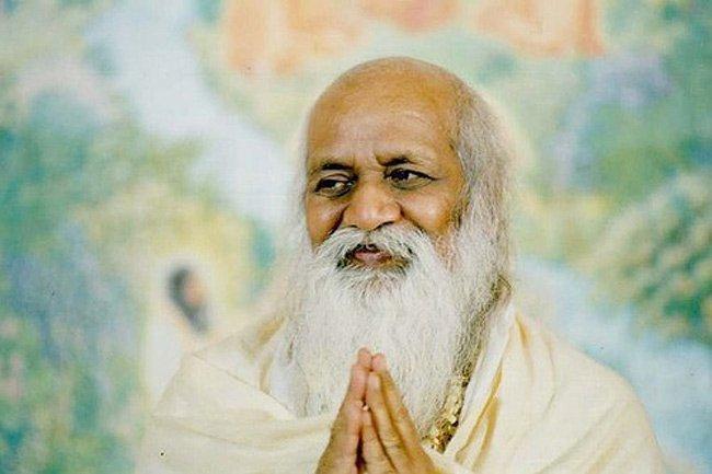 Maharishi, fondatore della meditazione trascendentale