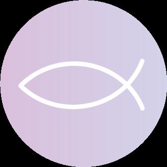 pesce cristiano