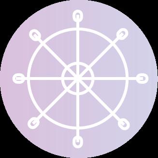 ruota dharma
