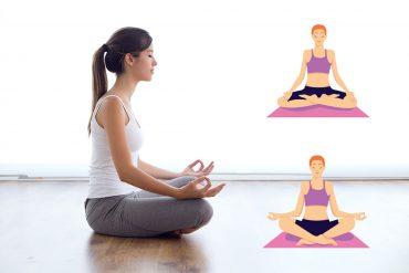 posizioni meditazione