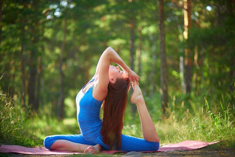 benefici dello yoga e della meditazione