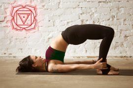 esercizi primo chakra