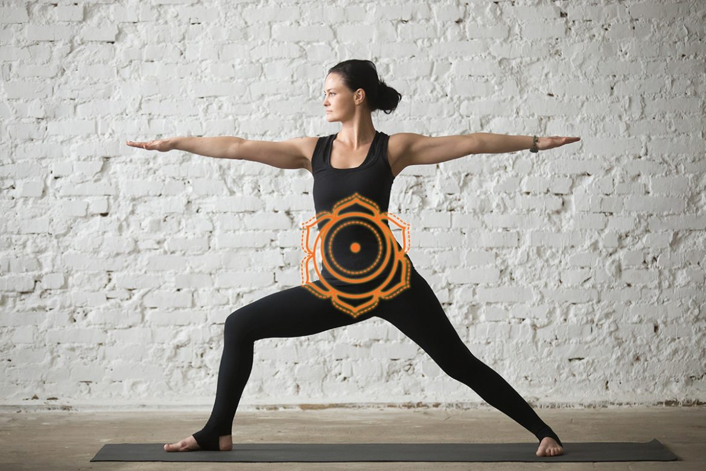 esercizi secondo chakra