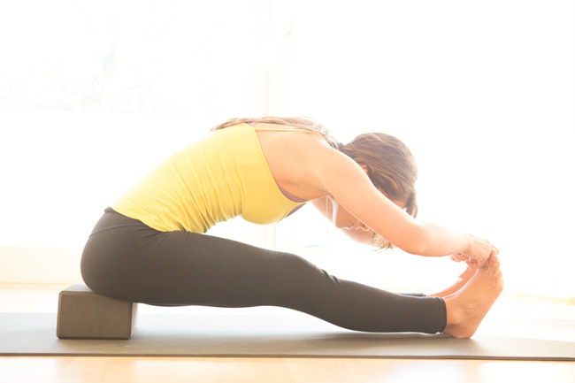 blocco yoga