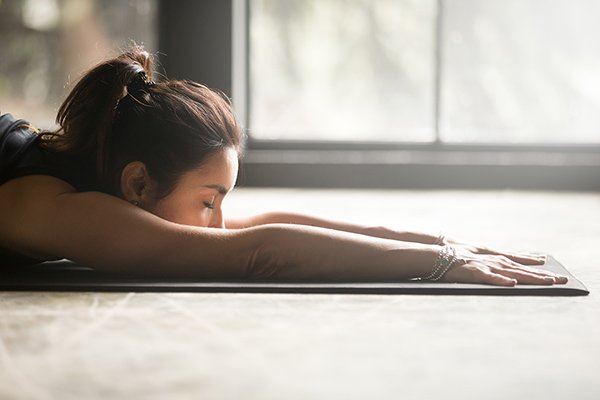 yoga rilassamento