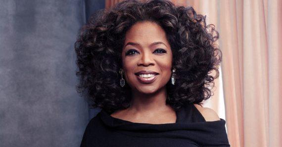 Oprah Winfrey legge di attrazione