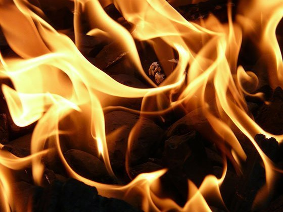 meridiani elemento fuoco