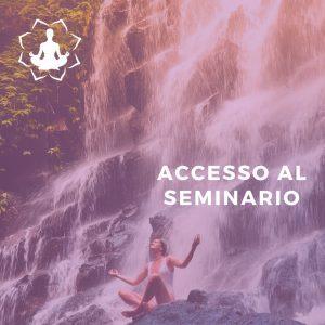 accesso al seminario secondo livello