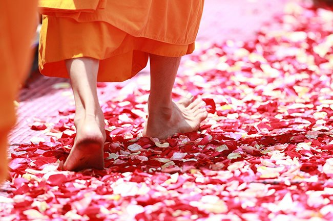camminata meditativa