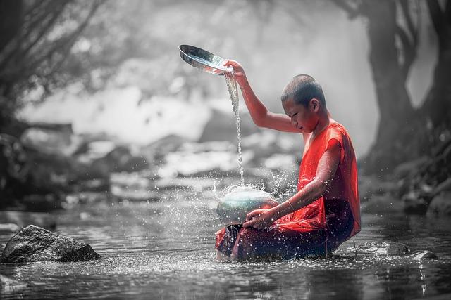 monaco buddista pratica yama