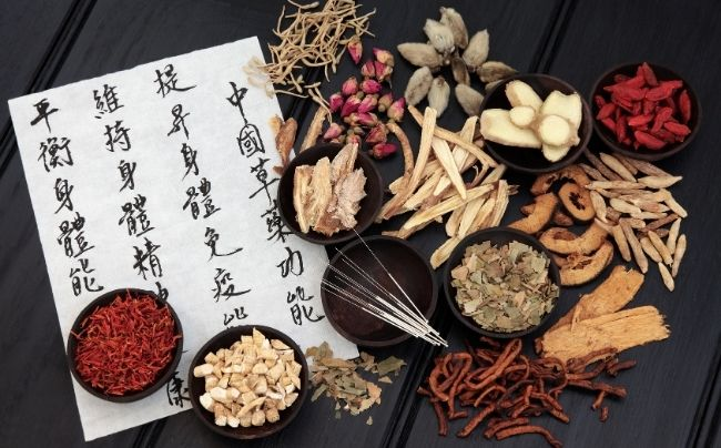 spring in Chinese medicine